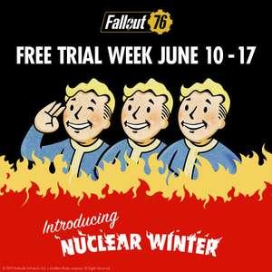 Fallout 76 gratis speelbaar van 10 t/m 17 juni voor PC, Xbox One en PS4