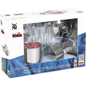 WMF speelgoed pannenset voor €7,99 / bestekset voor €3,99 @ Bol.com
