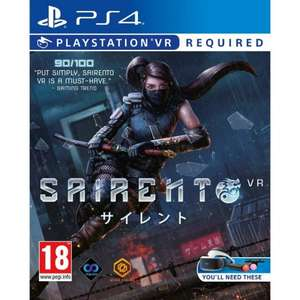 Sairento PSVR - The Game Collection (UK)