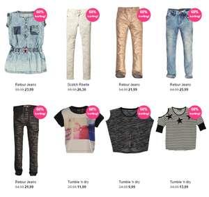 Tot 70% korting op merkkleding en meer @Ko&FLo + €5 extra met code (min €50)