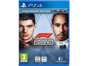 Gratis F1 2019 voor PS4 bij aankoop van een racing stuur