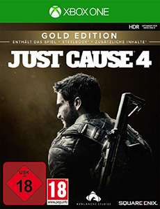 Just Cause 4 Gold Edition (Xbox One) @ Amazon.de