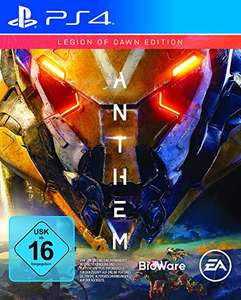 Anthem - Legion of Dawn Edition (PS4) @ Amazon.de