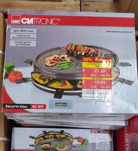 [Nieuwegein] Clatronic Raclette Grill RG3517 @Makro