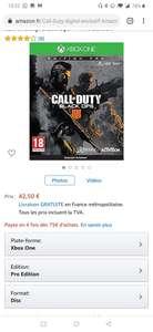 Call of Duty Black Ops 4 pro edition (+ season pass)