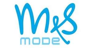 MS mode 50% extra korting