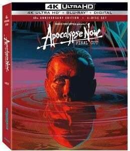 Apocalypse Now: Final Cut (40th Anniversary Edition) 4K (6-Discs)