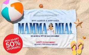 [Utrecht] MAMMA MIA! Summer Sale (50% korting op geselecteerde shows)