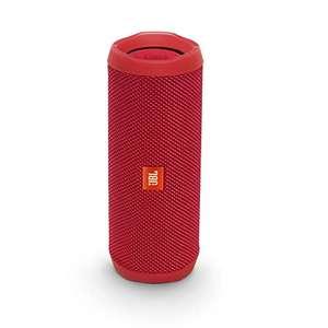 JBL Flip 4 Rood (andere kleuren voor €69,99) @Amazon.de