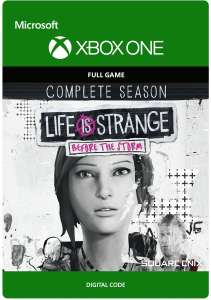 Life is Strange: Before the Storm Complete Seizoen @ Xbox Store