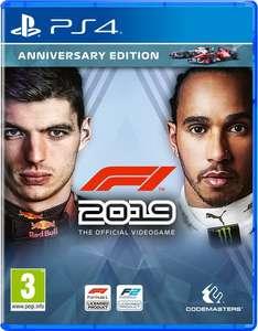 F1 2019  Standard Edition PS4 @Bol