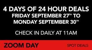 Zoom Day!   Heel veel korting op Blu-Rays en DVD's
