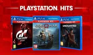 God of War, Uncharted: The Lost Legacy en Gran Turismo Sport @ PSN