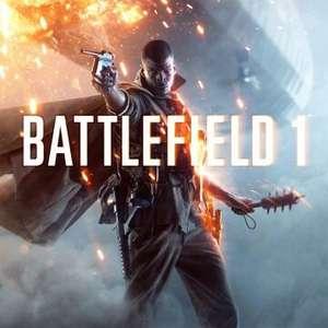 Battlefield 1 PS4 van EUR 19,99 nu voor EUR 4,99 @PSN