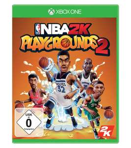 NBA 2K Playgrounds 2 (Xbox One) @ Amazon.de