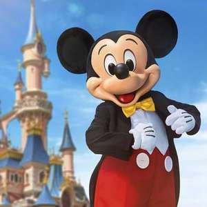 3 dagen/2 nachten Disneyland Paris, voor €116,50 per persoon (bij 6 personen)!