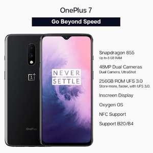 Oneplus 7 global 6,41 inch 8GB/256 GB grijs voor €361,20 @ aliexpress
