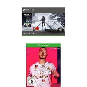 Xbox One X Metro Exodus + FIFA 20