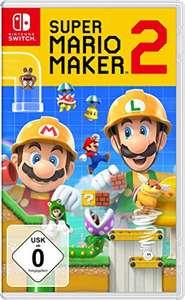 [Amazon.de] Super Mario Maker 2 voor €45,90