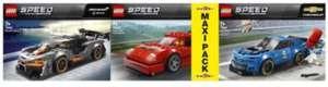 (BE) MaxiPack Lego Speed Champions (3) bij MaxiToys
