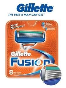 Gilette fusion 8 pack scheermesjes