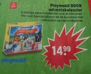 Playmobil 9009 Adventskalender afgeprijsd naar € 14,99 @ Trekpleister
