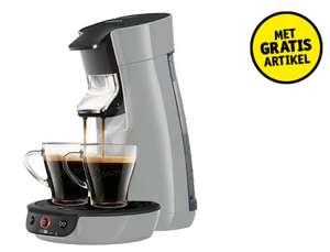 Philips Senseo Viva Café HD6561 + gratis 2 glazen @ Kruidvat