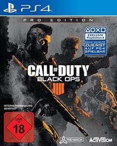 Call of Duty: Black Ops 4 Pro Edition [PS4] voor €48,40 @ amazon.de