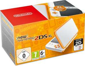 New Nintendo 2DS XL Oranje/Wit @ Bol.com