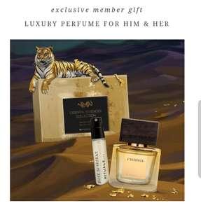 parfum rituals bij besteding €40