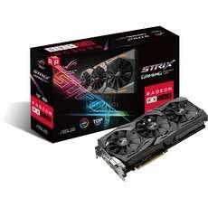 ASUS ROG Strix Radeon RX 580 TOP edition 8GB