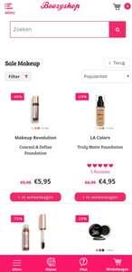 Makeup Sale Boozyshop