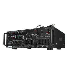 Sunbuck Stereo receiver/versterker/bluetooth/karaoke/mp3