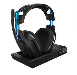 Astro A50 Wireless Headset (PS4/PC) blauw @ gamegear.be
