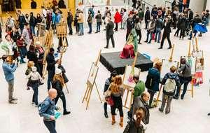 Gratis naar het Rijksmuseum op 23 en 24 November met een zelfgemaakt portret