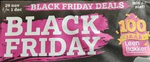 LeenBakker Black Friday Deals: Korting op Dekbedovertrekken, Gordijnen & Diverse Meubels