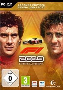 F1 2019 Legends Edition [PC] @Amazon.de