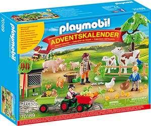 [laagste ooit] Playmobil adventskalender de boerderij 70819 voor €10,26 @ amazon.de