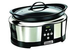 Crock-Pot 5,7L Slowcooker CR605 voor €77,94 @ Amazon.de