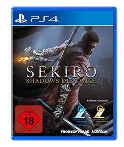 Sekiro: Shadows Die Twice (PS4) @ Amazon.de