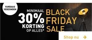 Black Friday @ LampEnLicht.nl: minimaal 30% op ALLE verlichting
