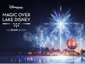 Disney's Davy Crockett Ranch - Magisch Vuurwerkfestival – The Frozen Edition