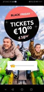 Toverland BLACK FRIDAY deal: Tickets voor €10