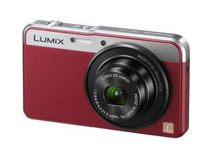Panasonic Lumix DMC-XS3 camera (rood) voor € 84,90 @ Koopjeskampioen