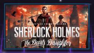 Sherlock Holmes: The Devil's Daughter - Gratis @ Twitch Prime
