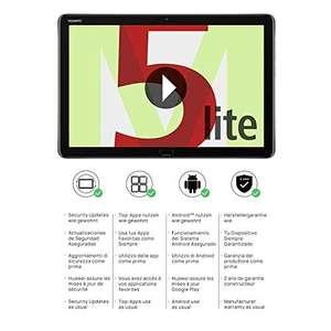 Huawei MediaPad M5 Lite Tablet-PC 4 GB RAM, 64 GB intern geheugen, Android 8.0