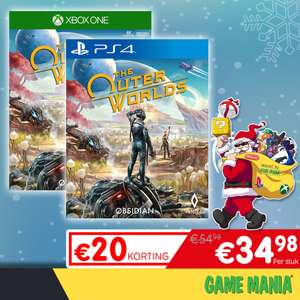 The Outer Worlds (PS4/XB1) @ Game Mania