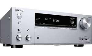 OnkyoTX-NR686S 7.2 netwerk-receiver voor een ware bioscoopervaring