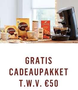 Senseo - GRATIS CADEAUPAKKET T.W.V. €50