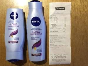 Nivea shampoo of conditioner 2 voor 1 euro